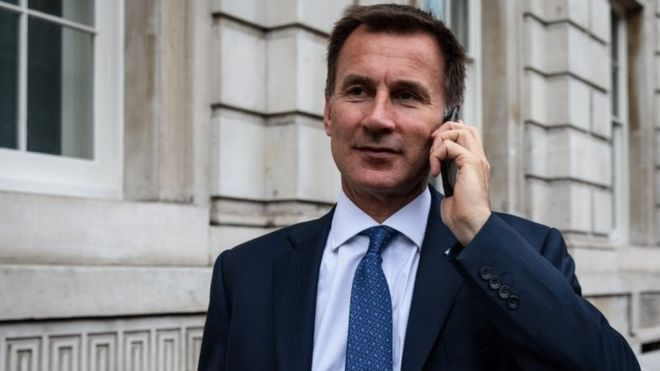 1 Million Britons May Contract Coronavirus - Jeremy Hunt