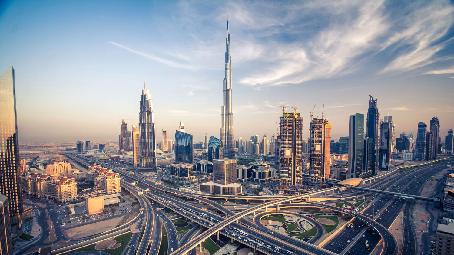 12 Most famous buildings in Dubai