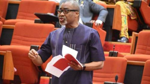 Abaribe Confronts Lawan Over Approval Of $22.7 Billion
