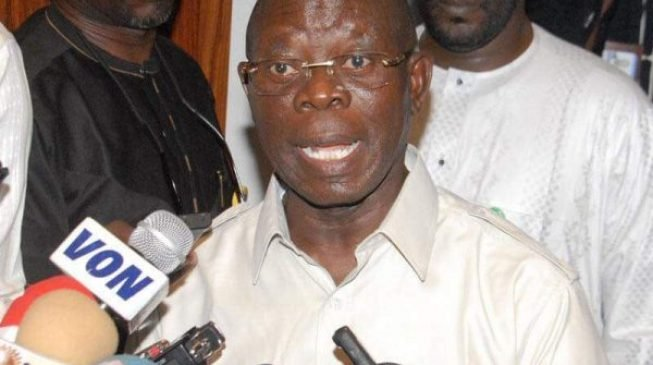 Appeal Court Dribbles The Hell Out Of Adams Oshiomhole
