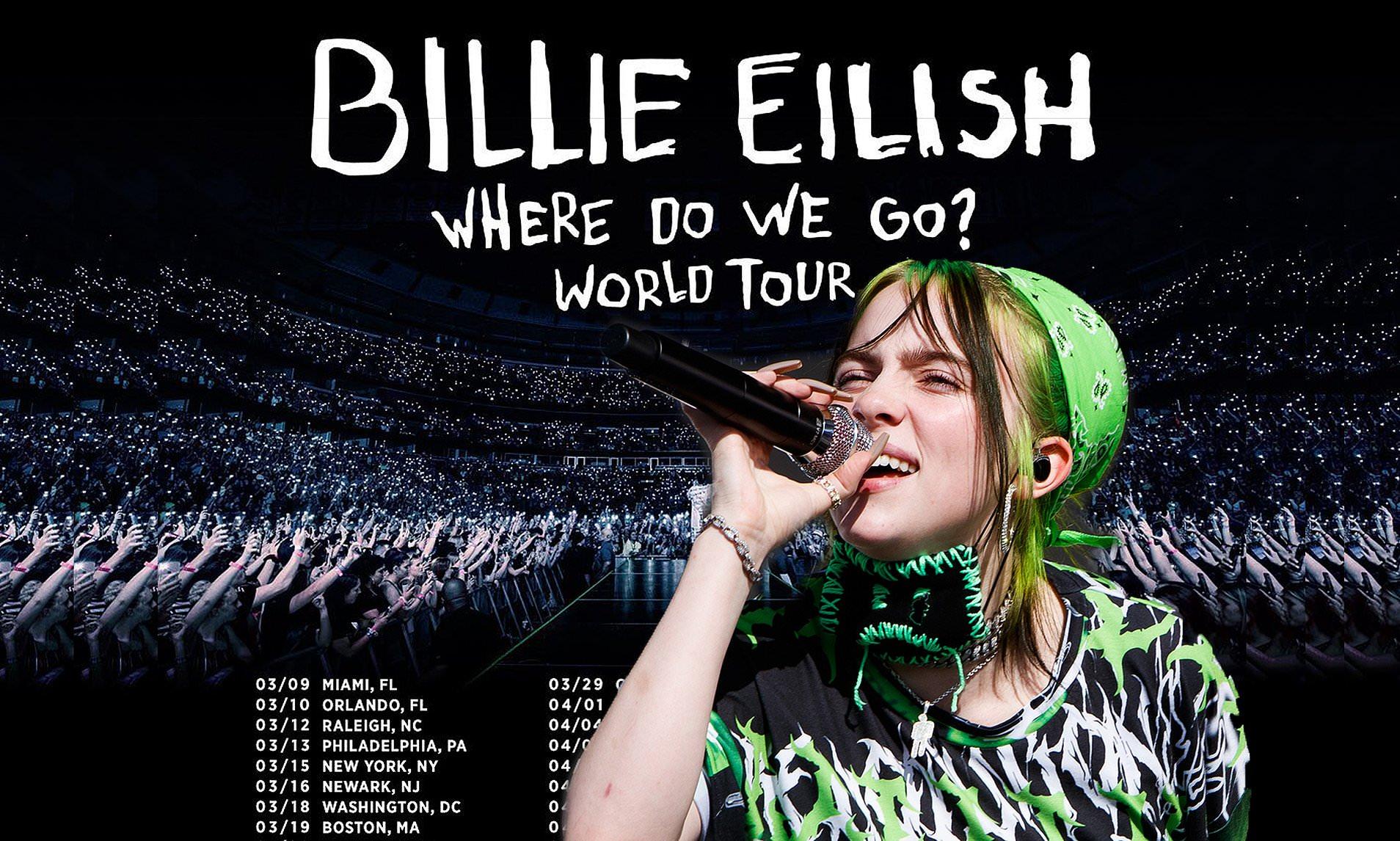 Billie Eilish Tackles Body Shaming As World Tour Kicks Off