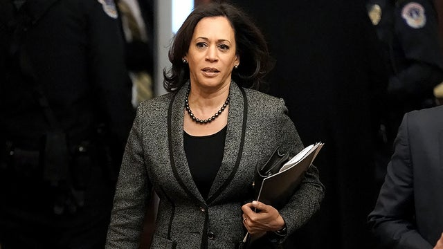 Kamala Harris Officially Becomes US Vice-Presidential Candidate