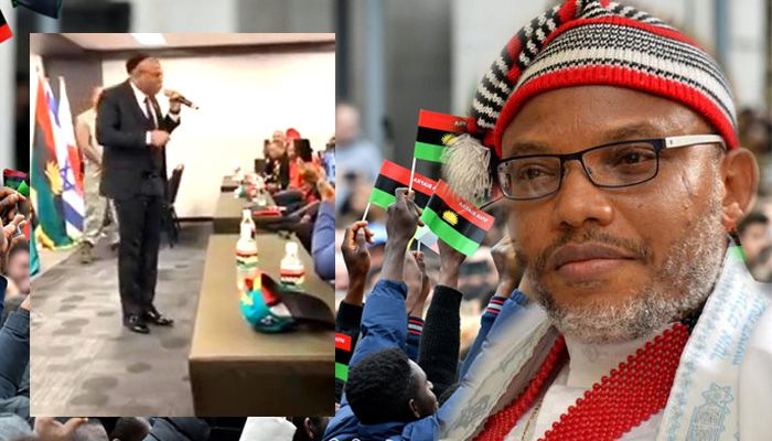 COVID-19 Has Confirmed Nigeria Is Not A Federation – Kanu