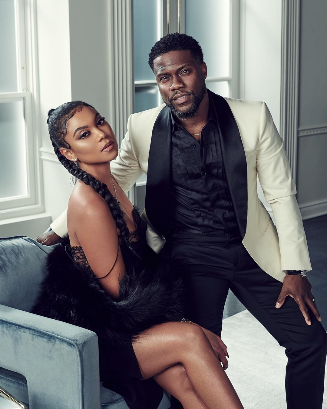 Comedian Kevin Hart, Wife Expecting Second Child