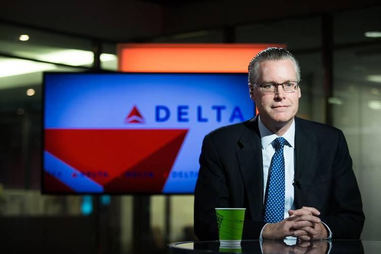 Coronavirus - Delta Airlines To Reduce Flight Operations