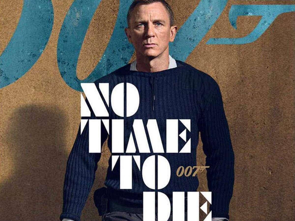 "Coronavirus-James Bond's ""No Time to Die"" Postponed"