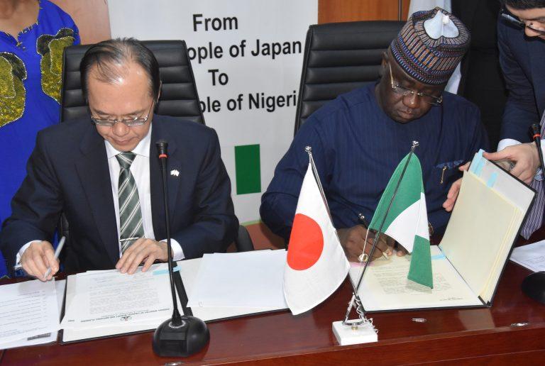 Coronavirus Nigeria And Japan Sign $18.2m Deal