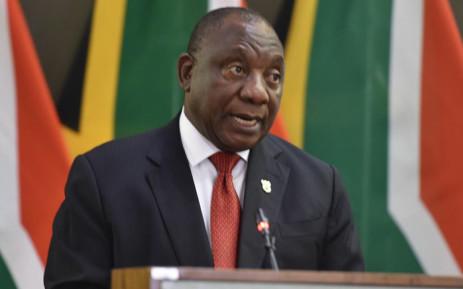Coronavirus- SA's President Ramaphosa Warns Of Crisis