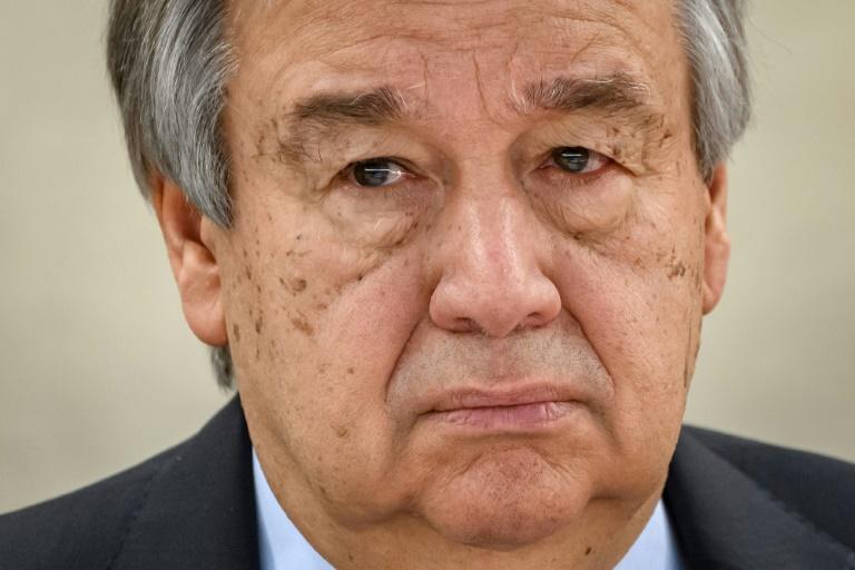 Coronavirus The Worst Global Crisis Since WW2 - UN Chief