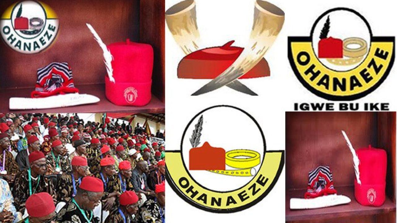 Ohanaeze Coup d'Etat - Ohanaeze Rebuffs Abaribe's Armed Force Bill