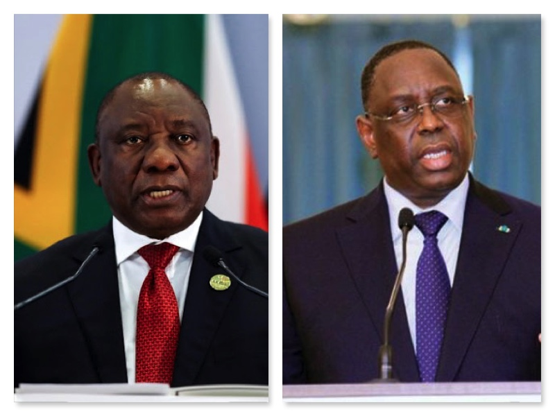 Curfews In Senegal, South Africa Over Coronavirus