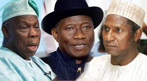 FG Drags Obasanjo, Jonathan Dragged Into Abacha Loot Saga