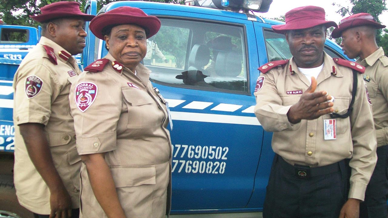 FRSC Warns Drivers Against Using Earpiece