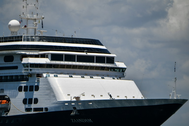 Four Passengers Die On Stranded Dutch Cruise Ship