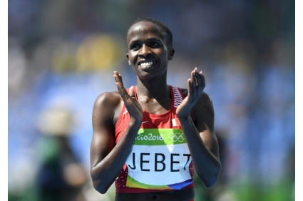 Four-Year Doping Ban For Olympic Women's Steeple Champion