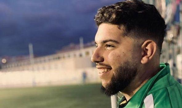 Francisco Garcia 21 Yr-Old Footballer Killed By Covid-19