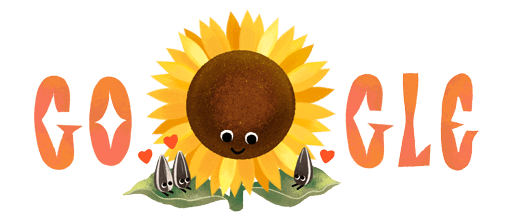 Google Celebrates 'Mothering Sunday' With Floral Doodle