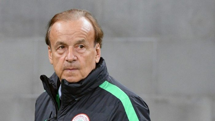 I'm Waiting For NFF To Renew My Contract – Rohr