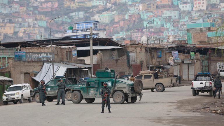 ISIL Massacares Dozens In Kabul Sikh Temple Siege