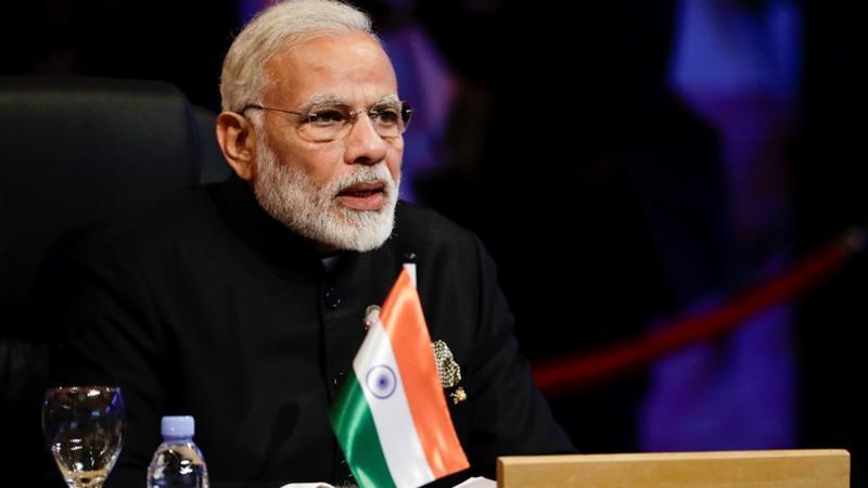 Modi India's PM Modi Begs For 'Forgiveness' Over Lockdown