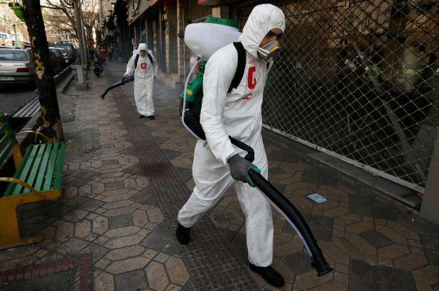 Iran 'Exports' Coronavirus Back To China