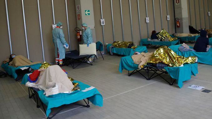 Italy Allowing Coronavirus Patients Above 60 To Die