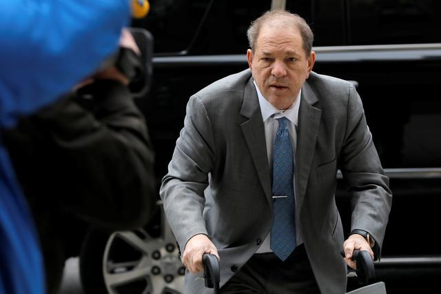 Jailed Harvey Weinstein Tests Positive For Coronavirus