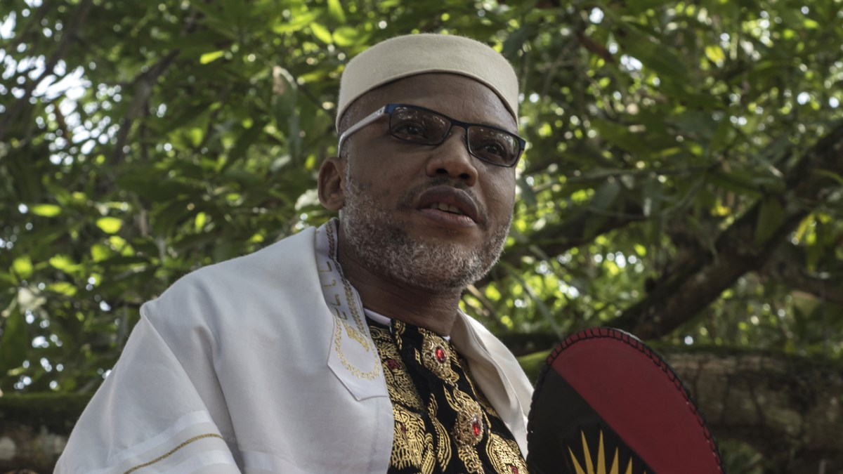 Kanu: 'World Is Watching Tanko And His Judicial Tricks'