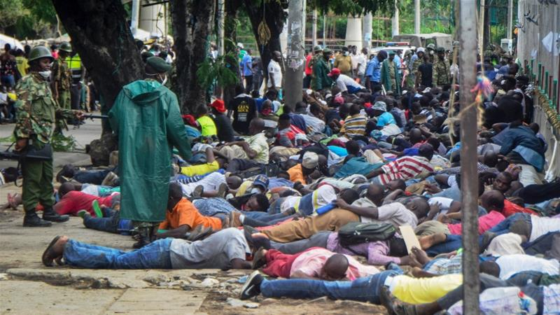 Kenya Police Under Fire Over 'Excessive Force'