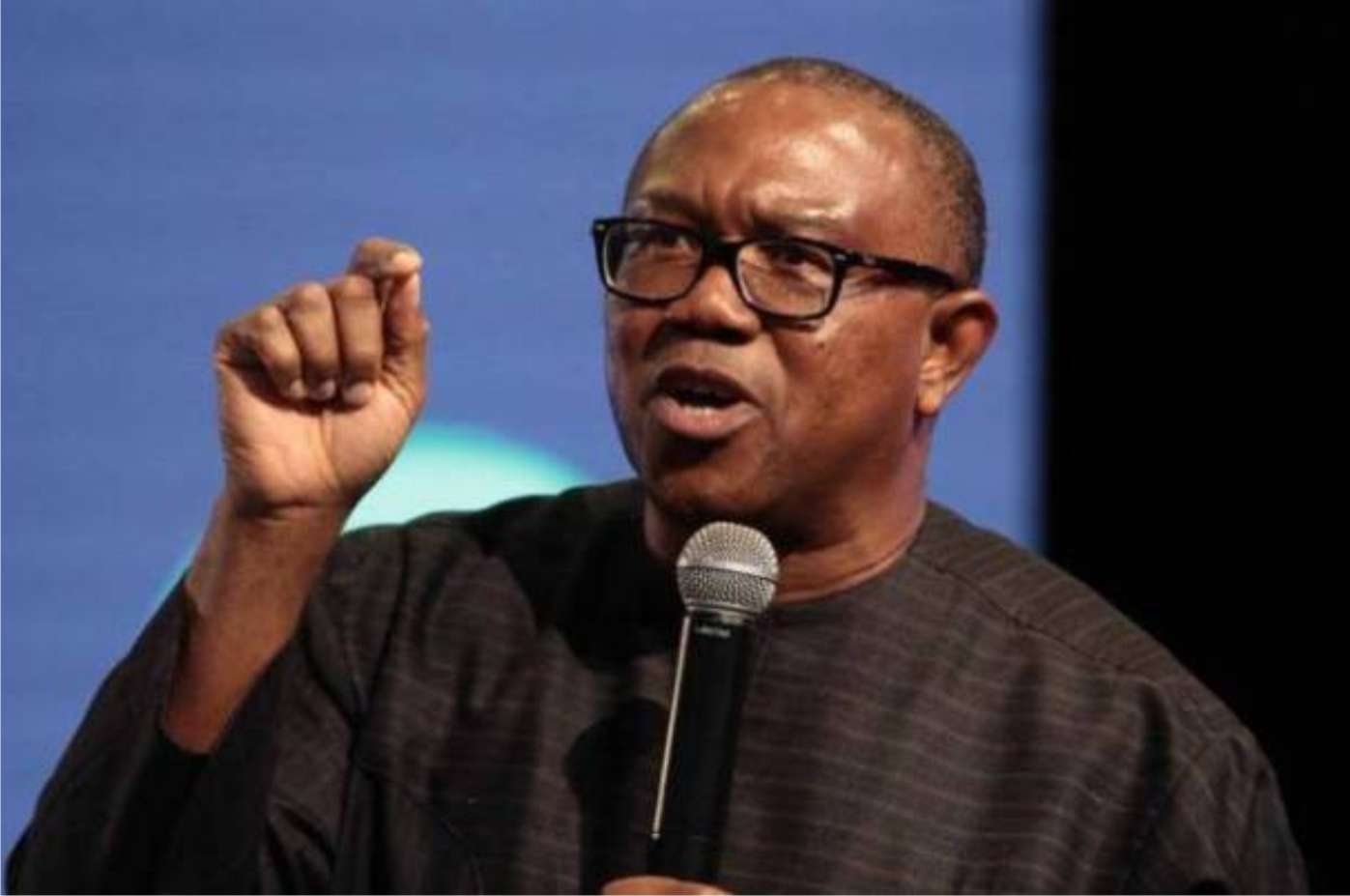 Lagos Explosion - Peter Obi Reacts To Death Of Revd Sister