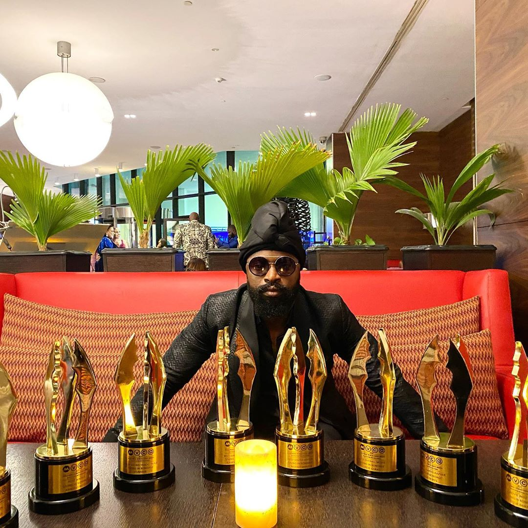 Living In Bondage Wins Big At AMVCA, King Of Boys Snubbed