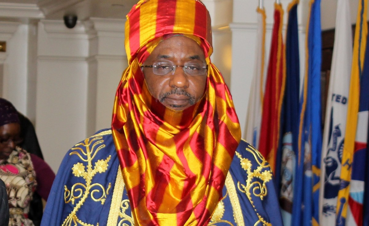 MURIC Reacts As Yoruba Group Asks Sanusi To Leave Lagos
