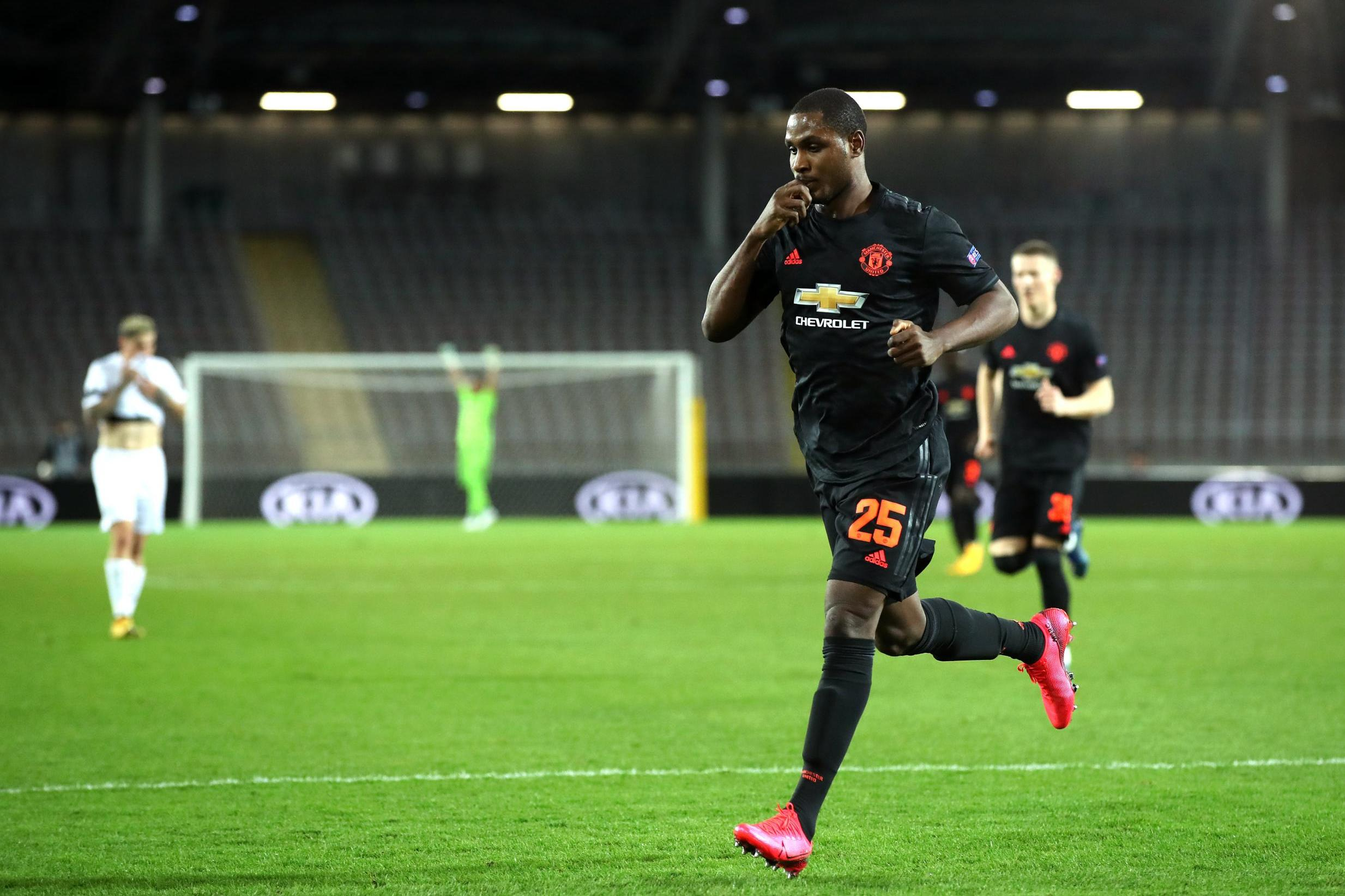Manchester U Credits Ighalo's Account With N29.45M