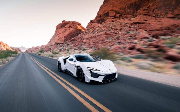 Middle East Opens first hypercar factory