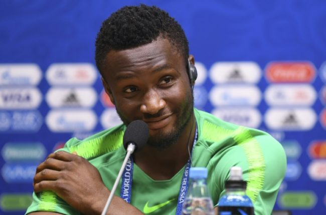 Mikel Gets Kicked Out Of Trabzonspor For Refusing To Play