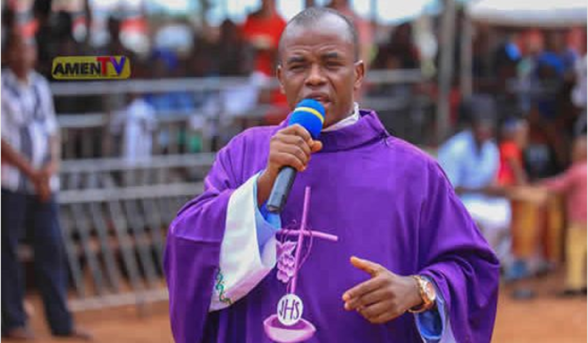 My Prophecy On Ihedioha, Uzodinma Risky – Mbaka