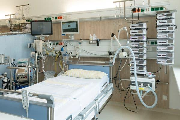 Nigeria Has Less Than 500 Ventilators For Virus Patients