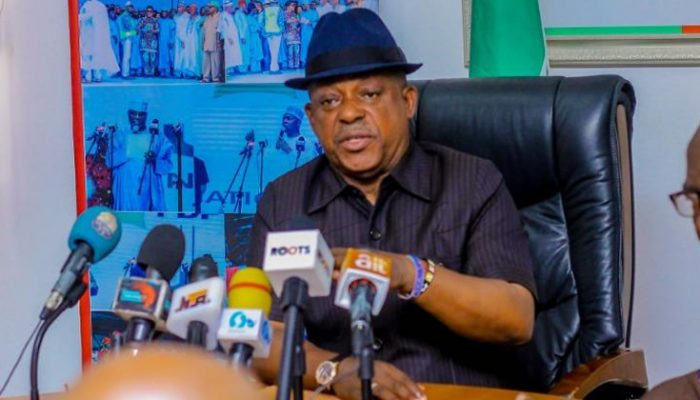 Nigeria Is Seating On A Time Bomb - PDP's Letter To Buhari