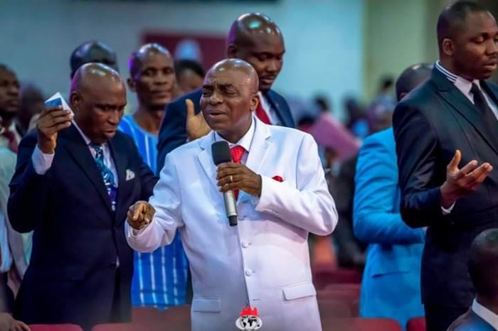 You Will Have To Manufacture Your Country – Onochie To Oyedepo