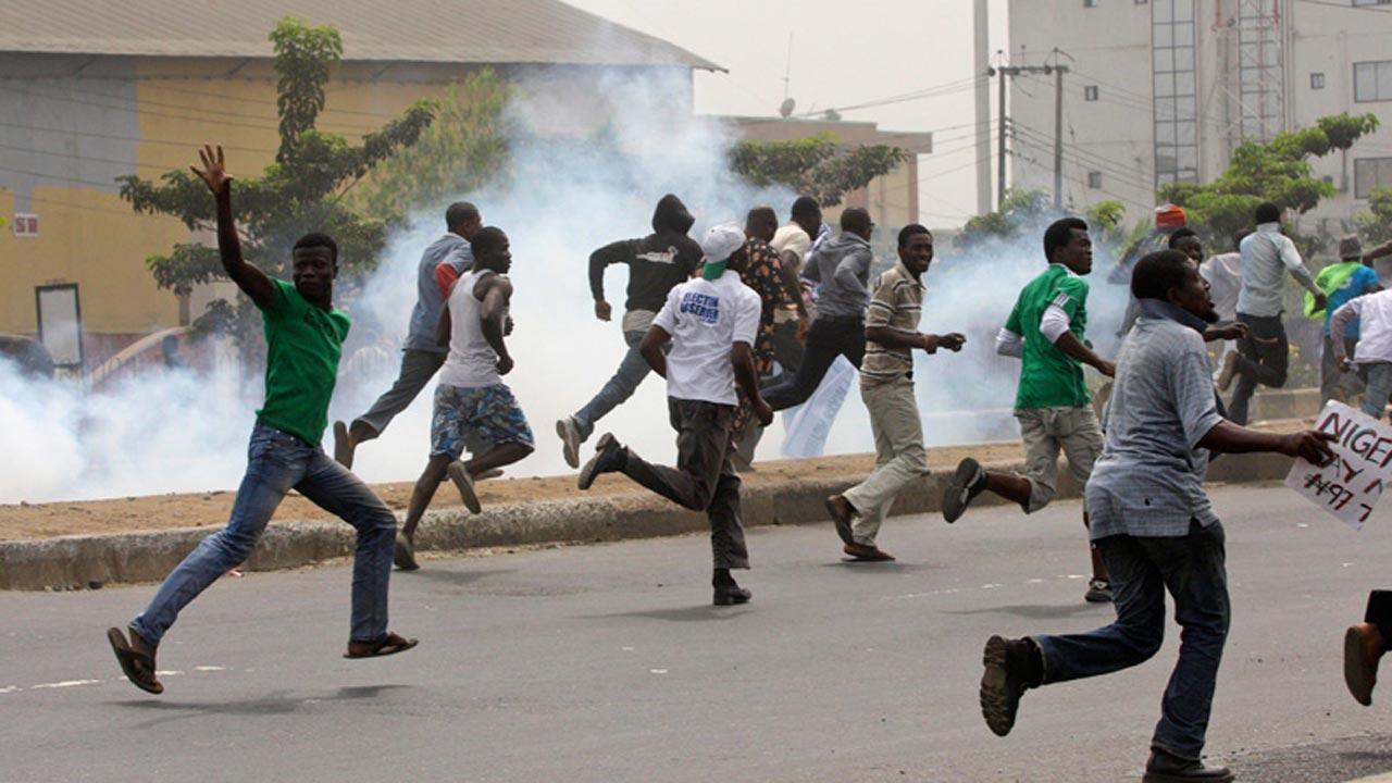 Protest In Kano Over Blasphemy Against Prophet Muhammed