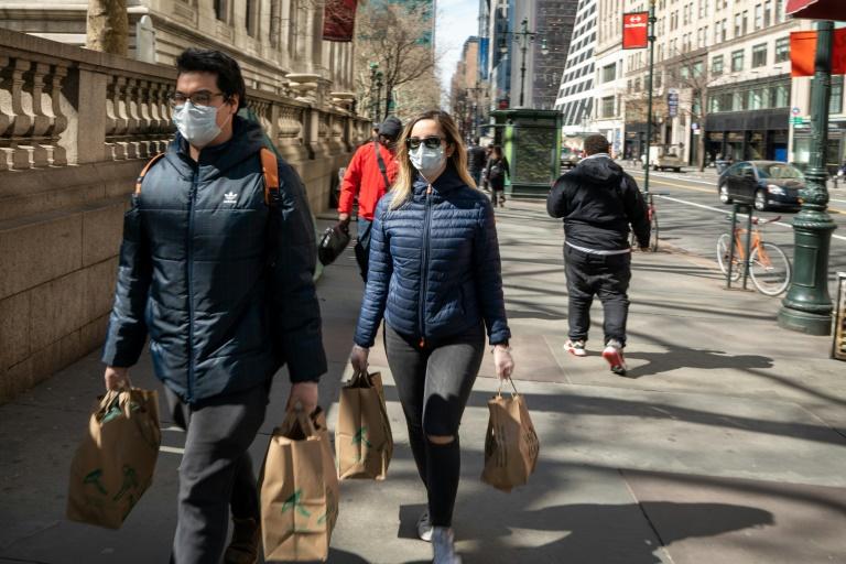 Stocking Up - How New Yorkers Are Adapting To Coronavirus