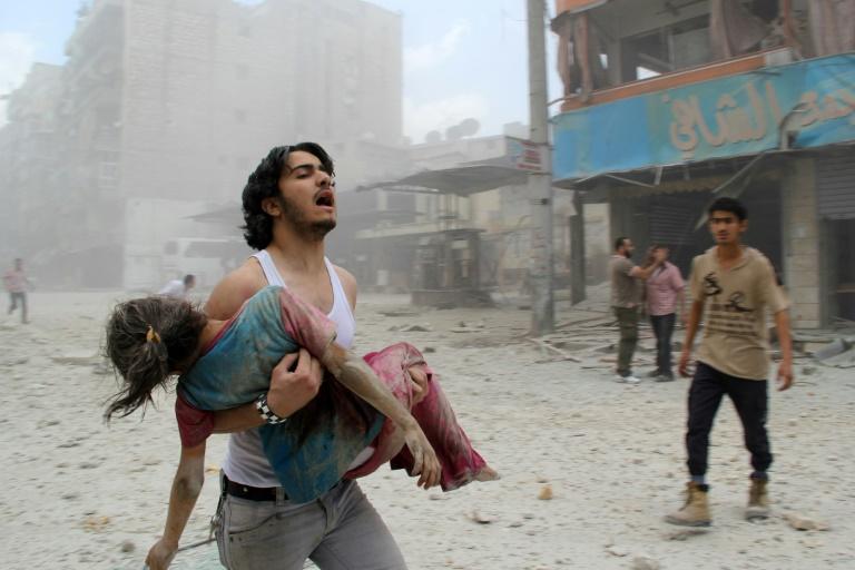 war Syria's Brutal War Enters 10th Year