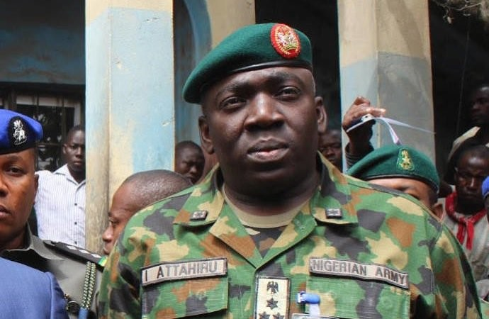 There Are Christians In The Boko Haram Sect - Gen. Shafa