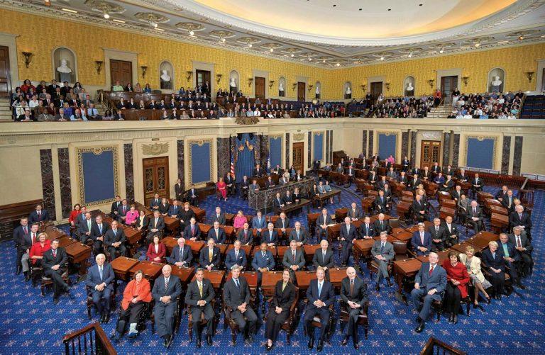 Trillion-Dollar US Economic Aid Package Crashes In Senate