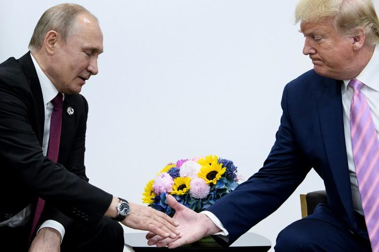 Trump, Putin Discuss Oil Price Plunge, Coronavirus