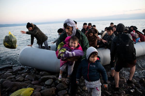 Turkey To Stop Migrants Crossing To Greece By Sea