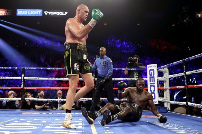 Tyson Fury, Deontay Wilder Rematch Postponed