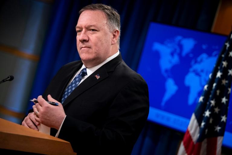 US Secretary Of State Pompeo Visits Kabul Amid Crises