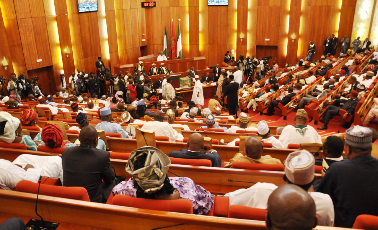 Senators We'll Earn Half-Pay Till No Virus - Senators