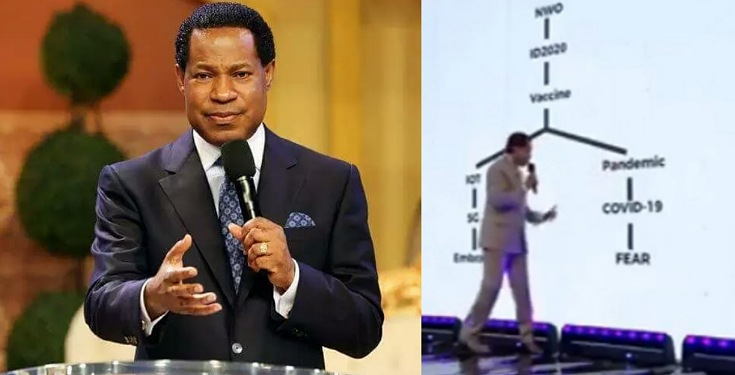 Pastor 𝐏𝐚𝐬𝐭𝐨𝐫 𝐂𝐡𝐫𝐢𝐬 𝐎𝐲𝐚𝐤𝐡𝐢𝐥𝐨𝐦𝐞'𝐬 𝐈𝐠𝐧𝐨𝐫𝐚𝐧𝐜𝐞 𝐎𝐧 𝟓𝐆